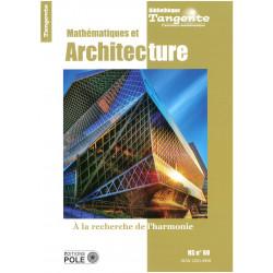 Mathématiques et architecture - Bibliothèque Tangente n° 60