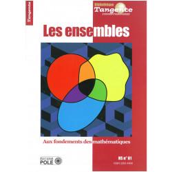 Les ensembles - Bibliothèque Tangente n° 61