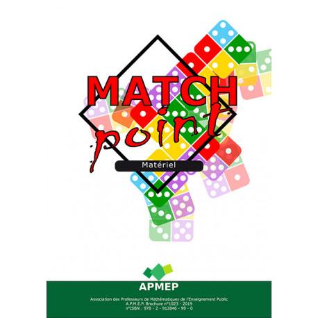 Match Point - Matériel