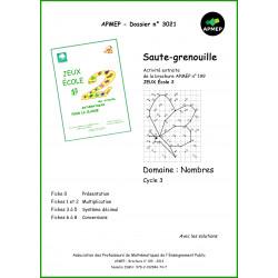 Saute-grenouille