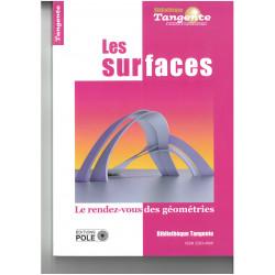 Les surfaces - Bibliothèque Tangente n° 70