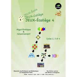 JEUX-ÉCOLLÈGE 4