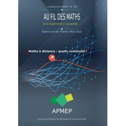AU FIL DES MATHS n° 539