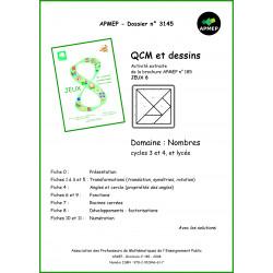 QCM et dessins
