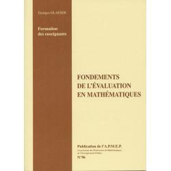 ÉVALUATION EN MATHÉMATIQUES (FONDEMENTS DE l')