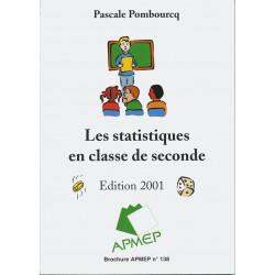 STATISTIQUES EN CLASSE DE SECONDE ÉDITION 2001