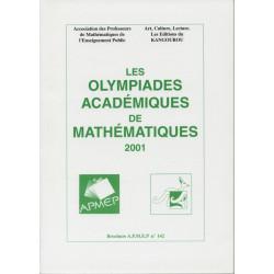 OlYMPIADES 2001