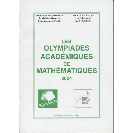 OlYMPIADES 2004