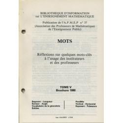 Mots V