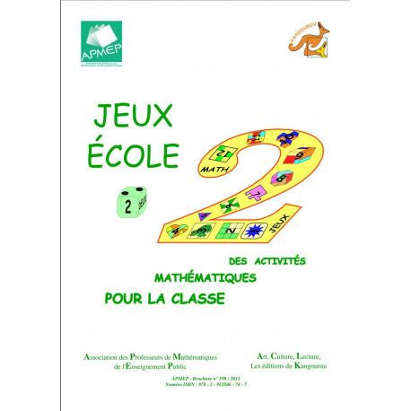 Jeux Ecole 2