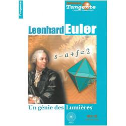 Leonard Euler - Bibliothèque Tangente n° 29