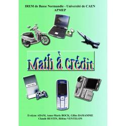 Maths à crédit