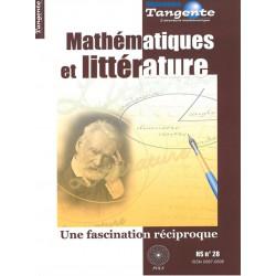 Mathématiques et littérature - Bibliothèque Tangente n° 28
