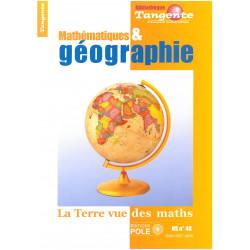 Mathématiques & géographie - Bibliothèque Tangente n° 40