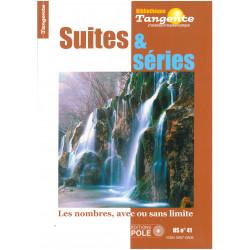 SUITES et SERIES. HS TANGENTE - N° 41 -