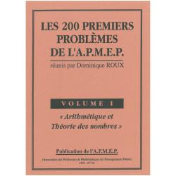 200 premiers problèmes de l'apmep - arithmétique