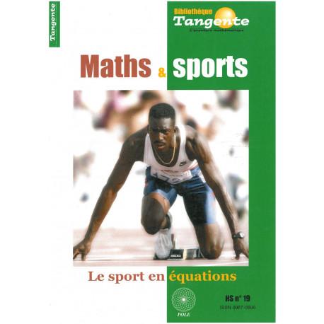 MATHS & SPORT. HS. TANGENTE - N° 19 -