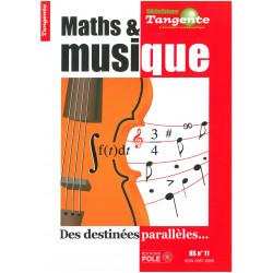 MATHEMATIQUES & MUSIQUE. HS. TANGENTE - N° 11