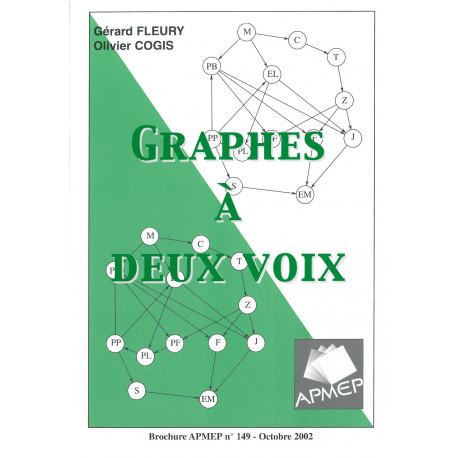 GRAPHES.... A DEUX VOIX (LES -)