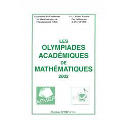 OLYMPIADES 2002