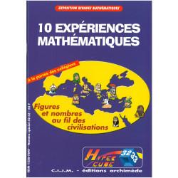 DIX EXPERIENCES MATHEMATIQUES. HYPER-CUBE N°32-33