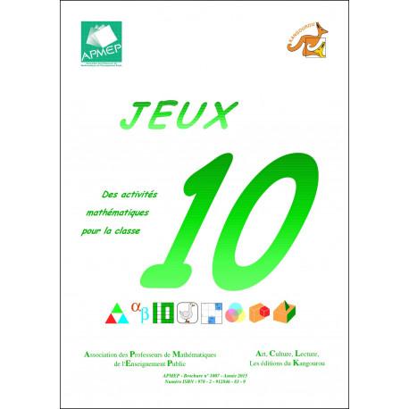 JEUX 10