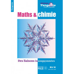 Maths et chimie HS. TANGENTE 43