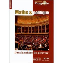 Maths & politique HS. TANGENTE 44