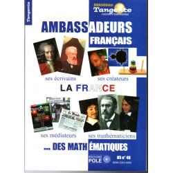 Ambassadeurs français des mathématiques HS. TANGENTE 48