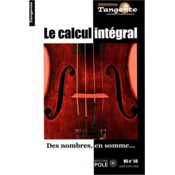 Le calcul intégral HS. TANGENTE 50